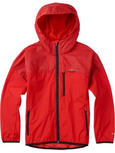 Dziecięca Kurtka Burton Boys Mountain Chill Shell (Red Contour)
