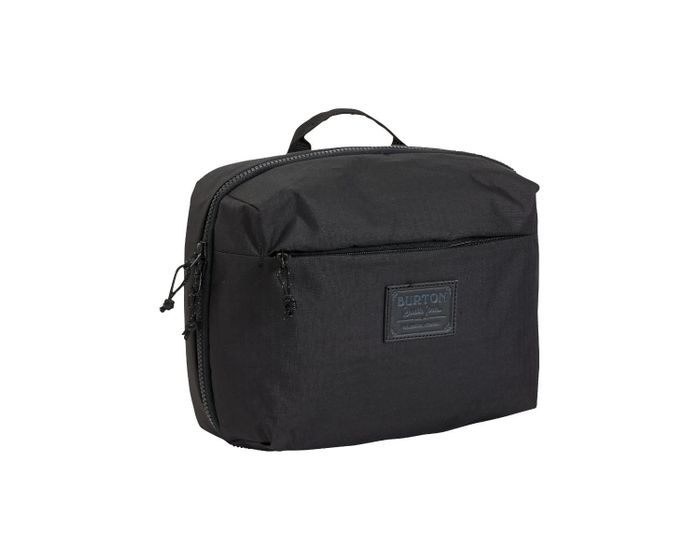 Kosmetyczka Burton High Maintenance Kit (True Black Triple Ripstop) FW21