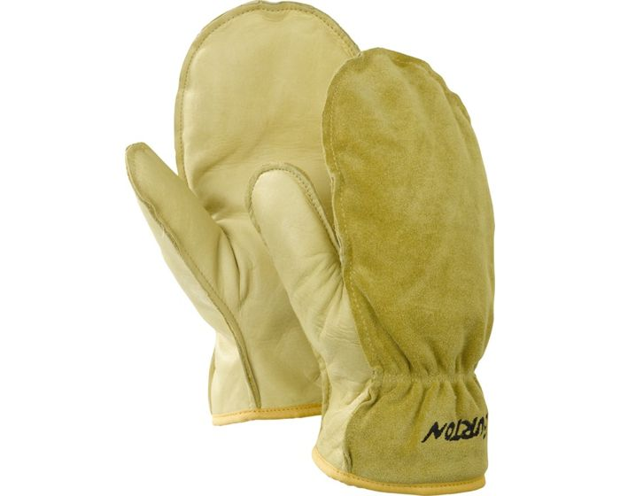 Rękawice Snowboardowe Burton Work Horse Leather Mitt (Raw Hide)