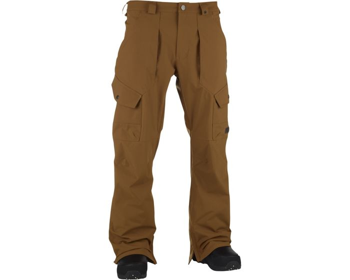 Spodnie Snowboardowe Analog Anthem (Leather Brown)
