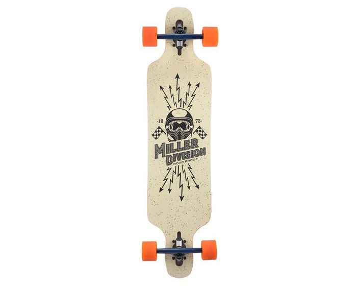 Longboard Miller (Road Proof)