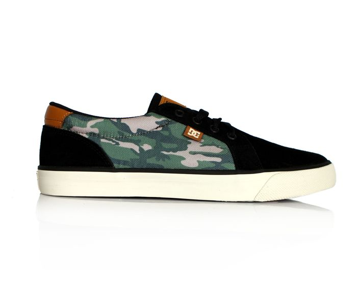 Buty Dc Council S (Camo/Black)